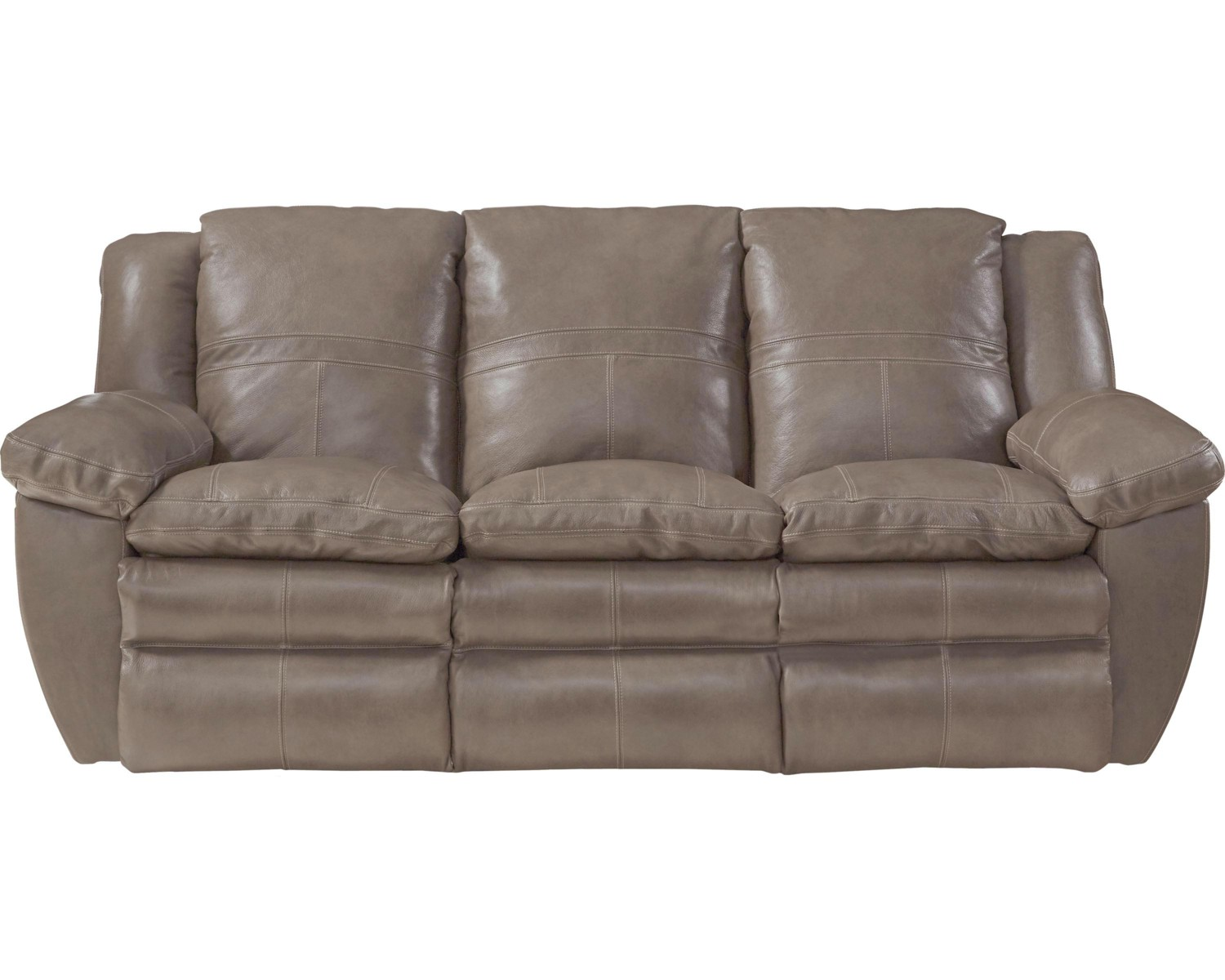 Catnapper Aria Power Lay Flat Reclining Sofa In Smoke CODE:UNIV20 For 20%  Off