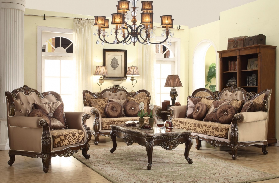 Meridian Catania 2 Piece Living Room Set