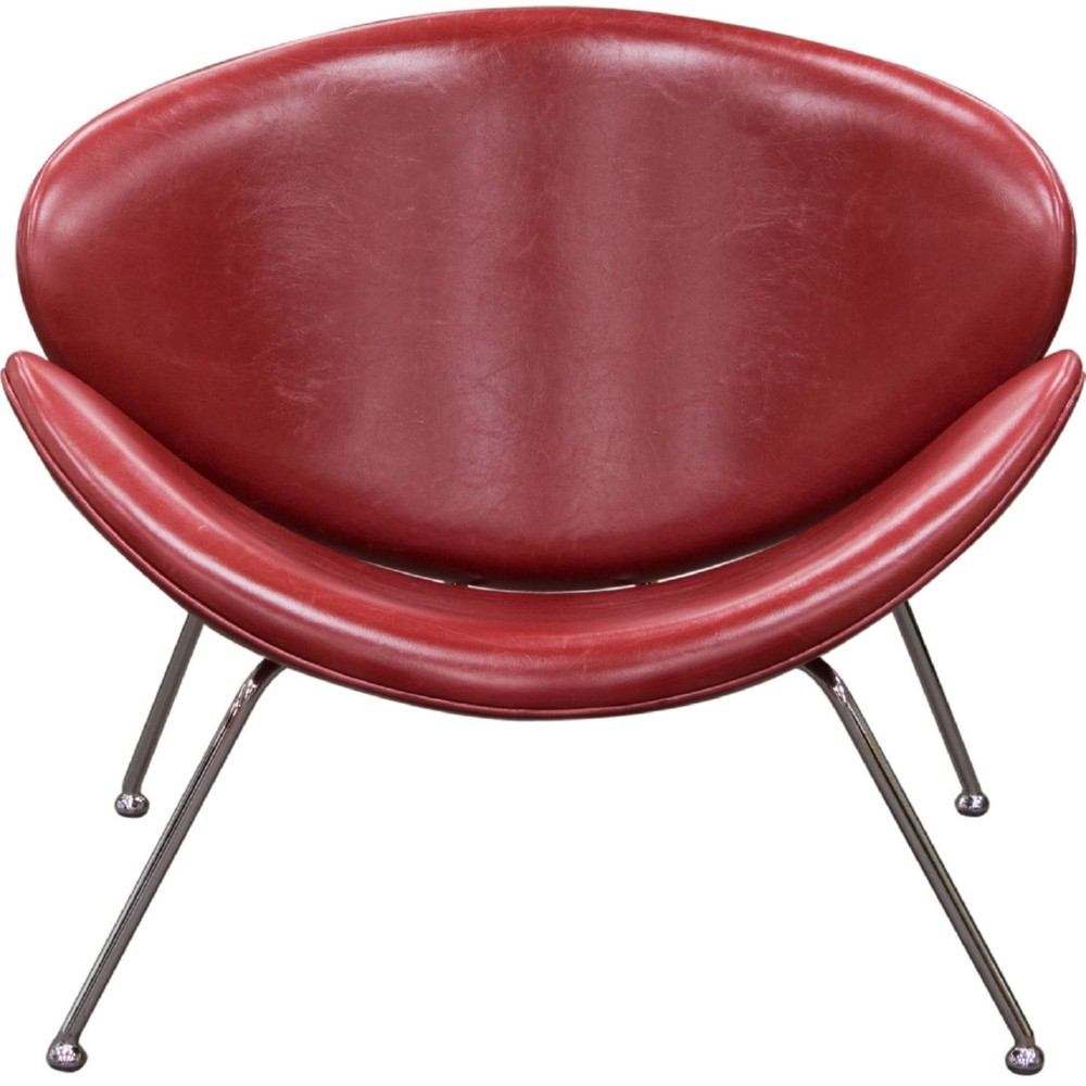 Remarkable Diamond Sofa Roxy Accent Chair In Vintage Red Roxychvre Ibusinesslaw Wood Chair Design Ideas Ibusinesslaworg