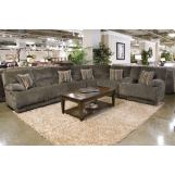 Catnapper Jules 3pcs Power Reclining Sectional Set in Tiger's Eye CODE:UNIV20 for 20% Off
