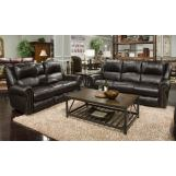 Catnapper Messina 2pcs Reclining Livingroom Set in Chocolate CODE:UNIV20 for 20% Off