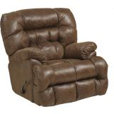 Catnapper Furniture Colson Chaise Rocker Reclining with Heat and  Massage in Canyon