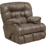 Catnapper Furniture Colson Chaise Rocker Reclining with Heat and  Massage in Marble