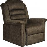 Catnapper Furniture Soother Power Lift Recliner in Chocolate 4825/2001-9