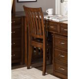 Liberty Hampton Bay School House Chair (RTA) in Cherry 718-HO195 EST SHIP TIME IS 4 WEEKS