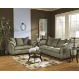 4-Piece Darcy Living Room Set in Sage