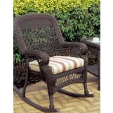 South Sea Rattan Montego Bay Outdoor Rocker 75104