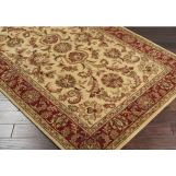 Surya Ancient Treasures Plush Pile Rugs in Gold A-111