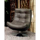 ESF Furniture 6001 Living Room Chair in Grey
