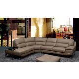 ESF Furniture 6015 Left Sectional in Beige