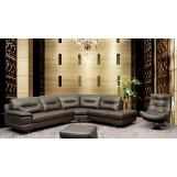 ESF Furniture 6001 Right Sectional in Grey