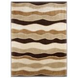 "Frequency - Toffee (60"" x 87"") Rug"