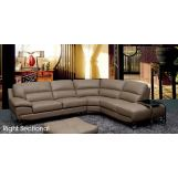 ESF Furniture 6015 Right Sectional in Beige