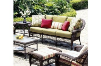 South Sea Rattan Montego Bay Outdoor 2-Piece Seating Set