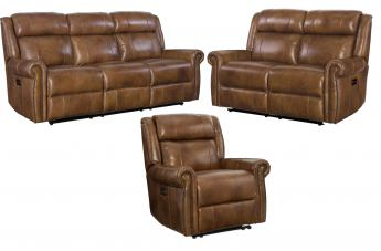 Hooker Furniture Esme 2pc Living Room Set in Carmel